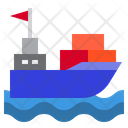 Oil Tanker Fuel Tanker Tanker Icon