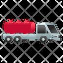 Oil Delivery Oil Truck Fuel Truck Icon