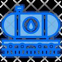 Oil Train Icon