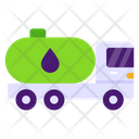 Oil Tanker Fuel Tanker Oil Truck Icon