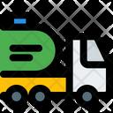 Oil Truck Oil Tanker Fuel Tanker Icon