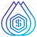 Coins Money Commerce Icon