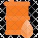 Waste Protect Barrel Icon