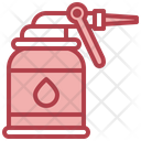 Oiler Construction And Tools Lubricant Icon