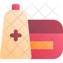 Ointment Health Care Icon