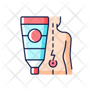 Ointment For Back Pain Icon