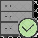 Ok Check Server Icon