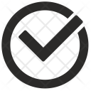 Accept Ok Verify Icon