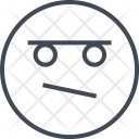 Ok Emoji Face Icon