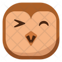 Okay Ok Owl Icon