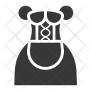 Oktoberfest Dirndl Icon