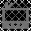 Old Radio Antenna Icon