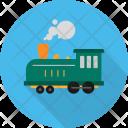Old Railway Vehicle Icon