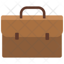 Old Fashion Briefcase Icon