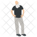 Old guy Icon