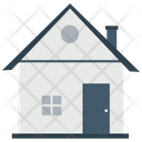 Old House House Home Icon