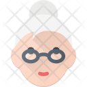 Old lady Icon