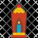 Old Lantern Icon