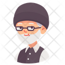 Old man Icon