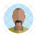 Old Man Avatar Profile Icon