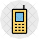 Keypad Mobile Old Phone Mobile Icon