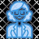 Avatar Business Female Icon