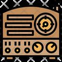 Old Radio Vintage Radio Retro Radio Icon