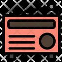 Radio Fm Audio Icon