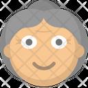 Oldwoman Icon