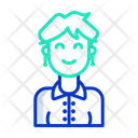 Old Woman Icon