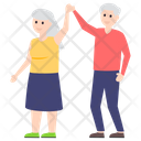 Older Couple Icon