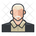 Older man Icon