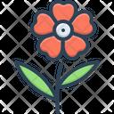 Oleander Nerium Geranium Flower Icon
