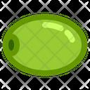 Olive Food Vegetable Icon