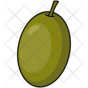Olive Vegetables Food Icon