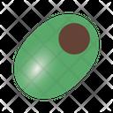 Olive Fruit Petite Icon