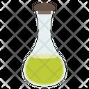 Olive Olive Oil Bottle Icon