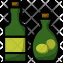 Olive Oil Organic Icon