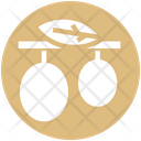 Olive Branch Diet Fruit Icon