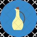 Olive Oil Liquor Icon