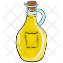 Olive Oil Oil Bottle Icon