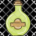 Oil Bottle Olive Oil Icon