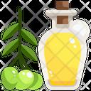 Olive Oil Oil Bottle Vegetable Oil Icon