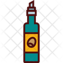 Olive Oil Bottle Icon