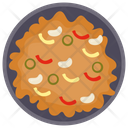Olive Omelette Icon