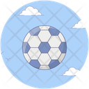 Olympic Football Game Icon