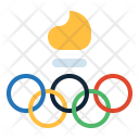 Olympic Games Competition Icon