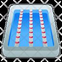 Olympic Swimming Pool Natatorium Wading Pool Icon
