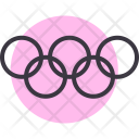 Olympics Olympic Rings Icon