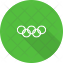 Olympics Ring Rings Icon